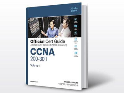 دانلود کتاب ورژن جدید CCNA 200-301 جلد دوم