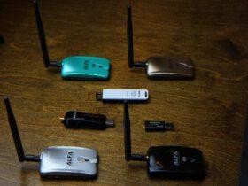 لیست کارت شبکه های مناسب Wifi Hacking
