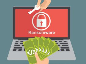 an image about Ransomware