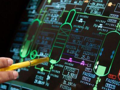 سیستم کنترل صنعتی