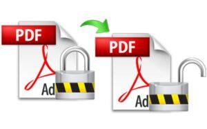 pdf unlocking