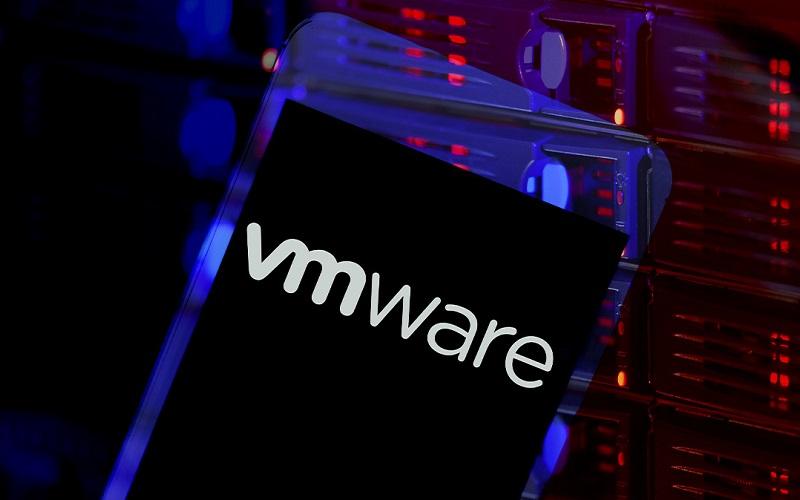 باگ VMware