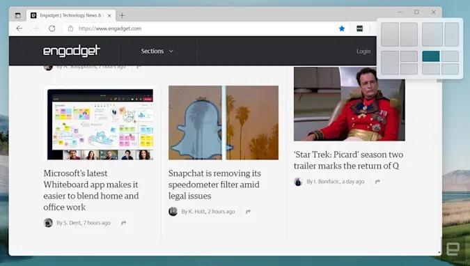 پنجره های ویندوز 11